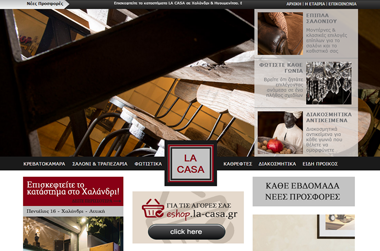 LaCasa - Website by VELA digital